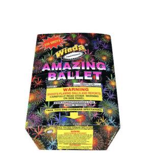 amazing Ballerina fireworks GM380