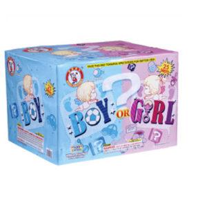 Boy or Girl - Blue p5506