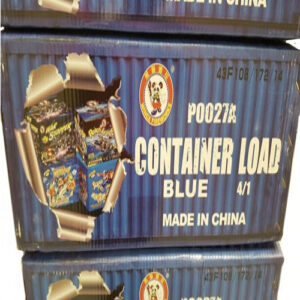 CONTAINER LOAD BLUE P0027A