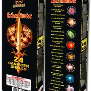 Exterminator 24 Canister Shells