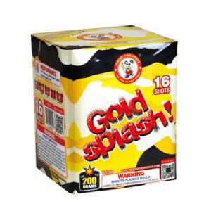GOLD SPLASH! 16'S