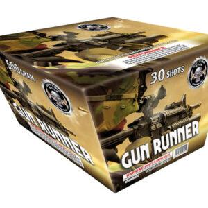 Gun Runner | Cutting Edge Fireworks