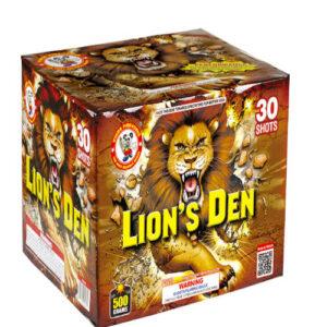 Lion's Den P5513