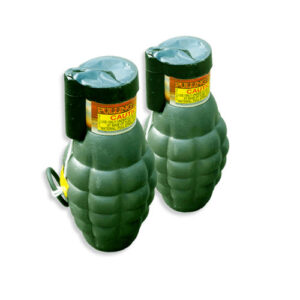 Pull String Military Grenade