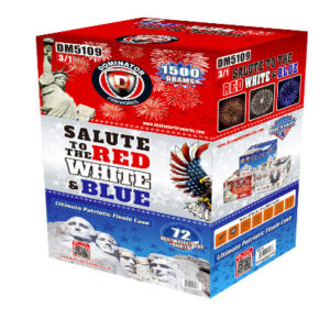 The Red, White, & Blue Salute