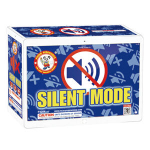 Silen Mode Fireworks Fountain