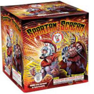 Spartan Scream P3106