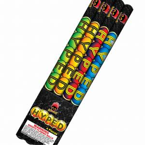 hyped roman candle