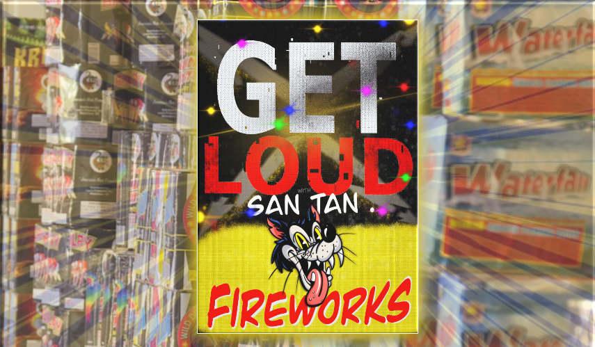San Tan Valley Fireworks